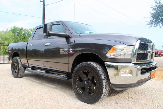 2015 Ram 2500 SLT Crew Cab 4X4 6.7L Cummins Diesel Auto - Rear Air Suspension