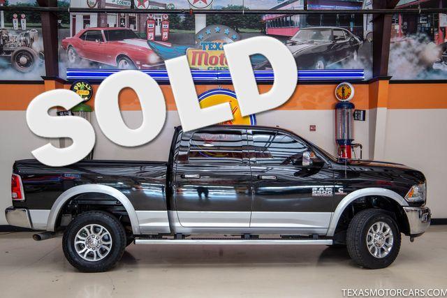 2015 Ram 2500 SRW Laramie 4X4
