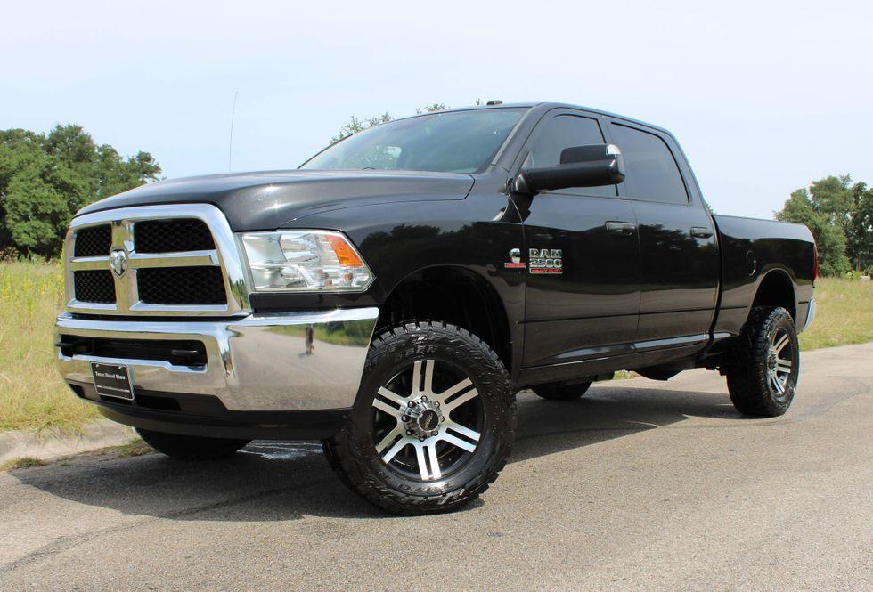 Texas Diesel Store >> 2015 Ram 2500 Tradesman 4x4 Temple Tx Texas Diesel Store Com