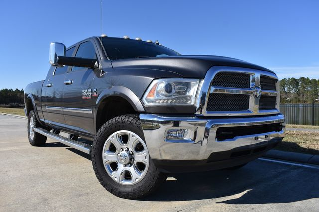 2015 Ram 2500 Laramie Limited