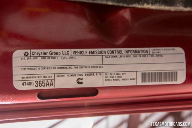 2015 Ram 3500 Laramie 4X4 Dually in Addison Texas, 75001
