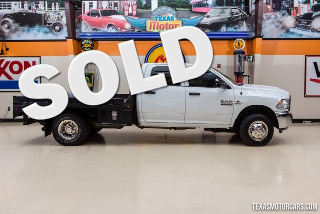 2015 Ram 3500 Tradesman Flatbed Dually