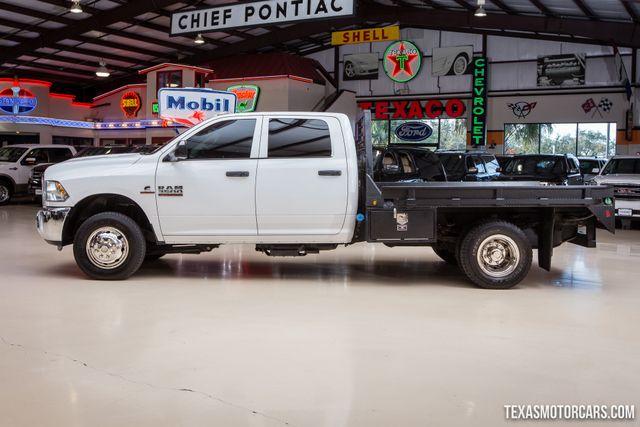 2015 Ram 3500 Tradesman Flatbed Dually in Addison, Texas 75001