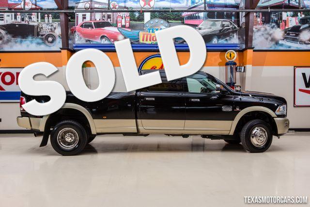 2015 Ram 3500 Longhorn 4X4 Dually