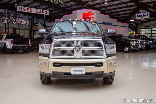 2015 Ram 3500 Longhorn 4X4 Dually in Addison, Texas 75001