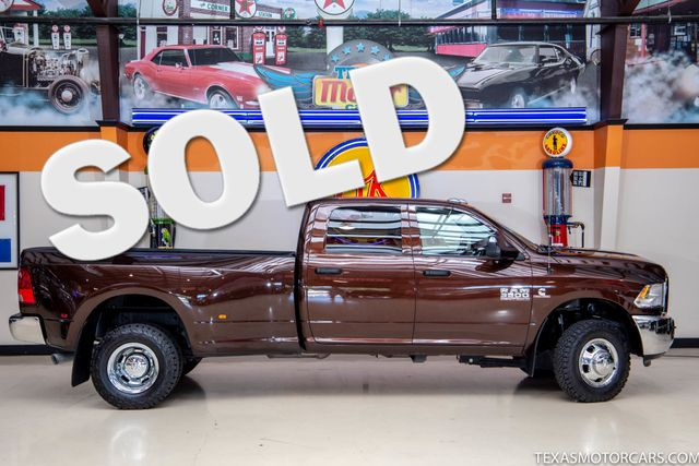 2015 Ram 3500 Tradesman 4x4