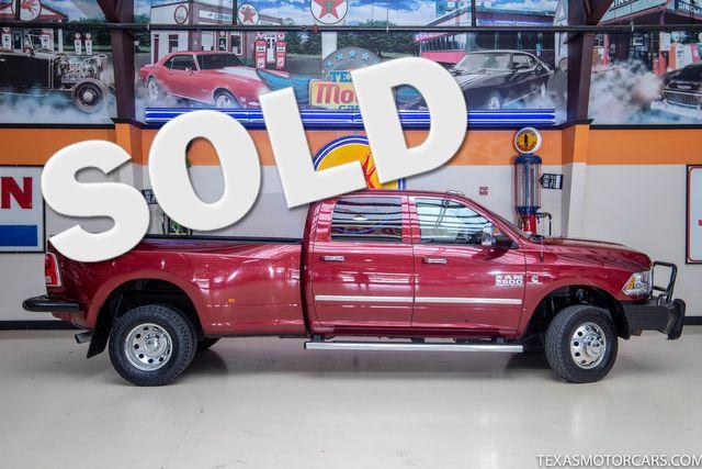 2015 Ram 3500 Longhorn Limited DRW 4x4 in Addison, Texas 75001