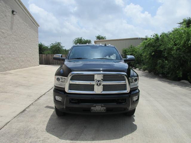 2015 Ram 3500 Longhorn Limited Austin , Texas 4
