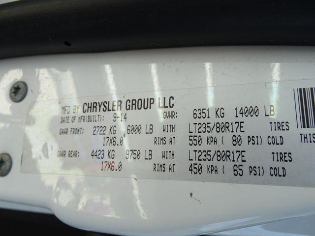 2015 Ram 3500 Tradesman Corpus Christi, Texas 38