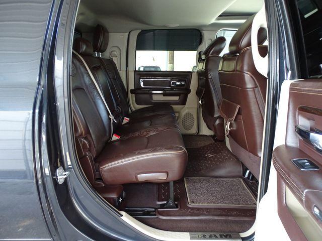2015 Ram 3500 Longhorn Mega Cab Corpus Christi, Texas 33