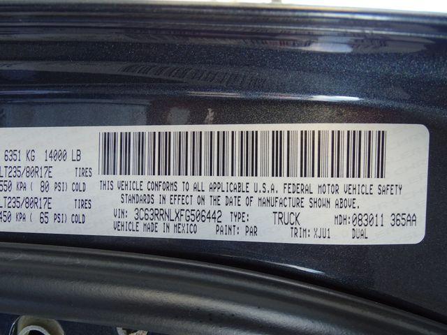 2015 Ram 3500 Longhorn Mega Cab Corpus Christi, Texas 59