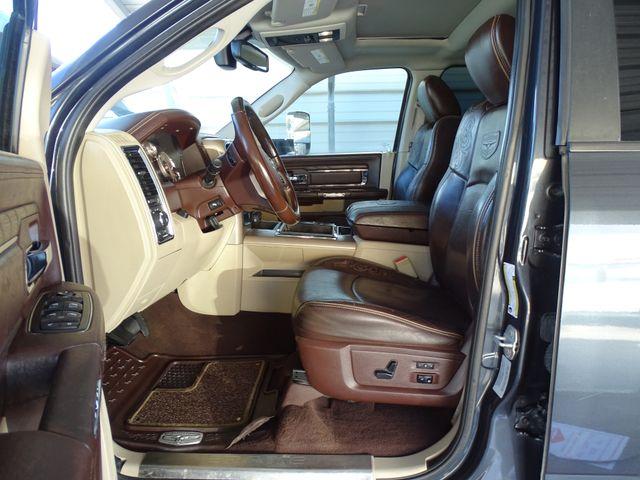 2015 Ram 3500 Longhorn Mega Cab Corpus Christi, Texas 18
