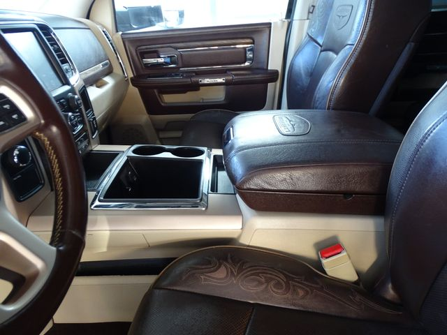 2015 Ram 3500 Longhorn Mega Cab Corpus Christi, Texas 20