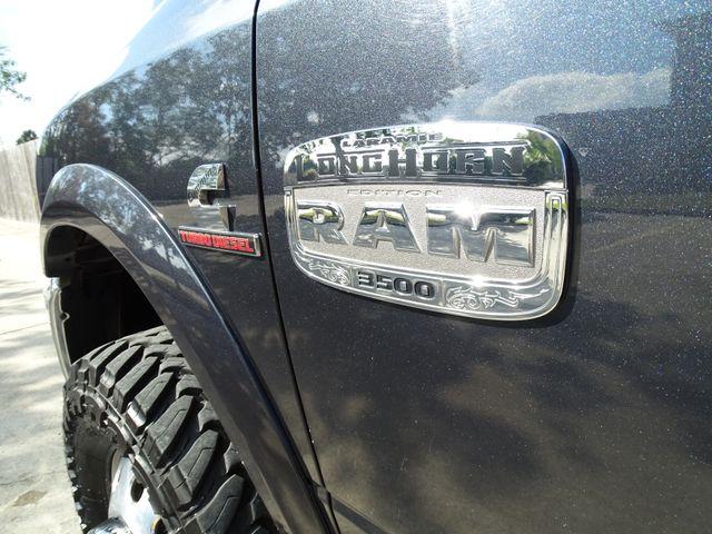 2015 Ram 3500 Longhorn Mega Cab Corpus Christi, Texas 12