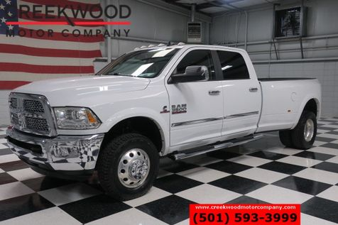 2015 Ram 3500 Dodge Laramie 4x4 Diesel Dually Roof Chrome 1 Owner NICE in Searcy, AR