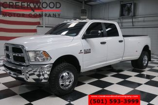 2015 Ram 3500 Dodge ST SLT 4x4 Diesel Dually Auto White Low Miles NICE in Searcy, AR 72143