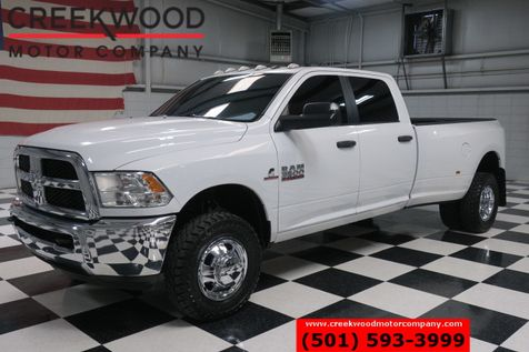 2015 Ram 3500 Dodge ST SLT 4x4 Diesel Dually Auto White Low Miles NICE in Searcy, AR