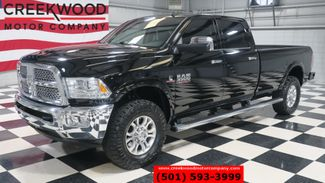 2015 Ram 3500 Dodge SRW Laramie 4x4 Diesel Black Leather Nav Long Bed in Searcy, AR 72143