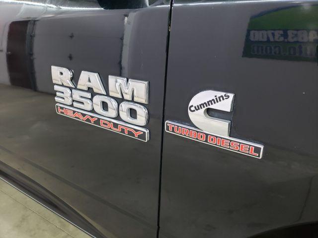 2015 Ram 3500 DRW Cummins Tradesman in Dickinson, ND 58601