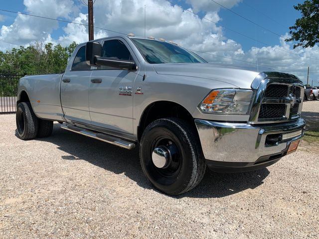 2015 Ram 3500 DRW Tradesman Crew Cab 4X4 6.7L Cummins Diesel 6 Speed Manual in Sealy, Texas 77474
