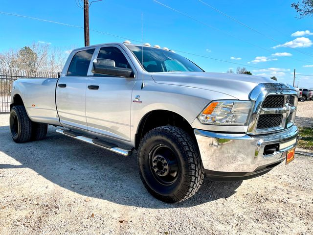 2015 Ram 3500 DRW Tradesman Crew Cab 4X4 6.7L Cummins Diesel RARE 6 Speed Manual in Sealy, Texas 77474