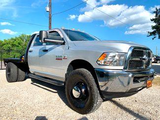 2015 Ram 3500 DRW Tradesman Crew Cab 4X4 6.7L Cummins Diesel Aisin Auto CM Bed in Sealy, Texas 77474