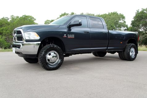2015 Ram 3500 Tradesman - 1 OWNER - LOW MILES - 4X4 in Liberty Hill , TX