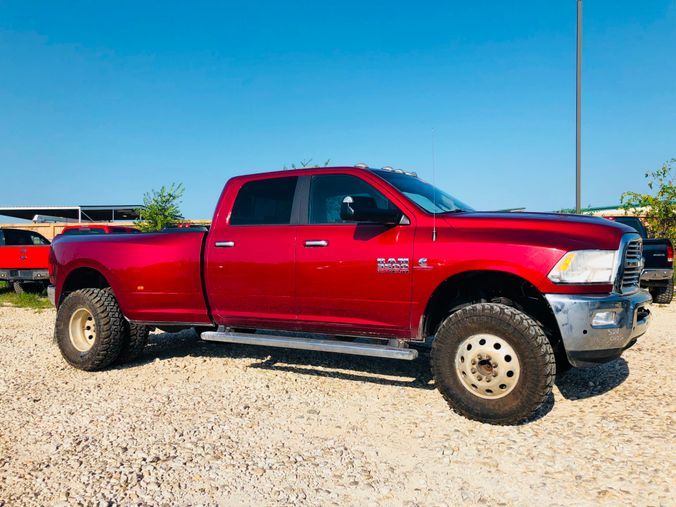 2015 Ram 3500 in Liberty Hill , TX