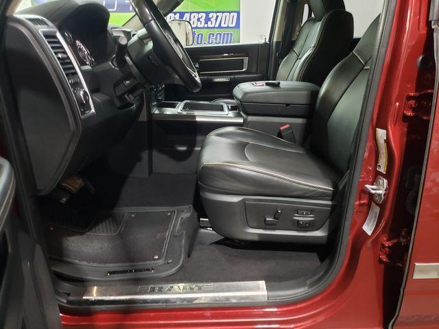 2015 Ram 3500 Mega DRW Longhorn Limited in Dickinson, ND 58601