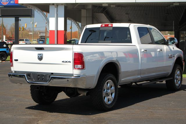 2015 Ram 3500 Laramie Crew Cab Long Bed 4x4 - LIFTED - 6SP! Mooresville , NC 24