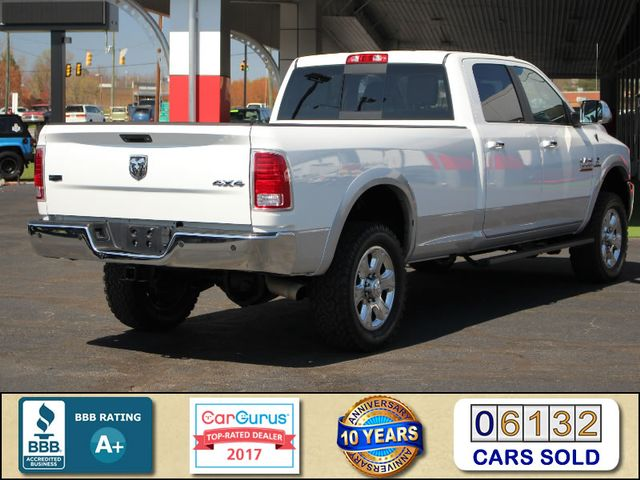 2015 Ram 3500 Laramie Crew Cab Long Bed 4x4 - LIFTED - 6SP! Mooresville , NC 2