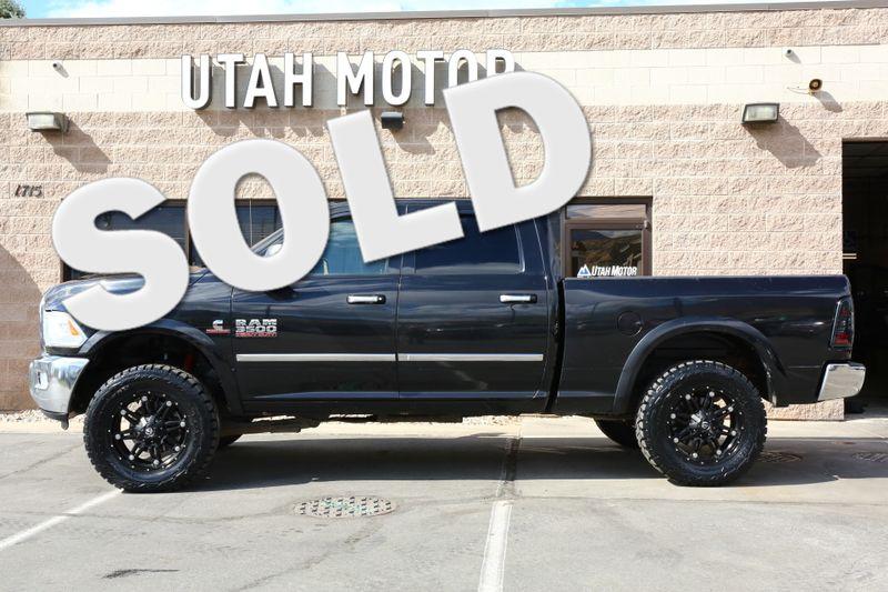 2015 Ram 3500 Longhorn Limited | Orem, Utah | Utah Motor Company in Orem Utah