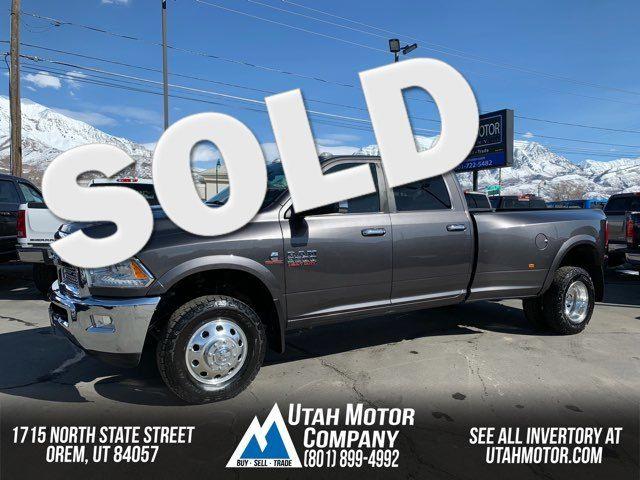 2015 Ram 3500 Laramie | Orem, Utah | Utah Motor Company in  Utah