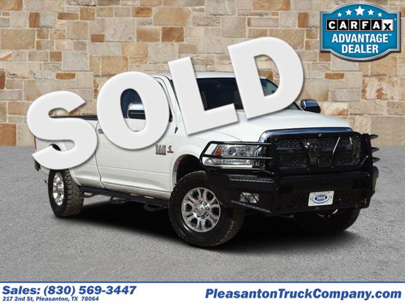 2015 Ram 3500 Laramie   Pleasanton, TX   Pleasanton Truck Company in Pleasanton TX