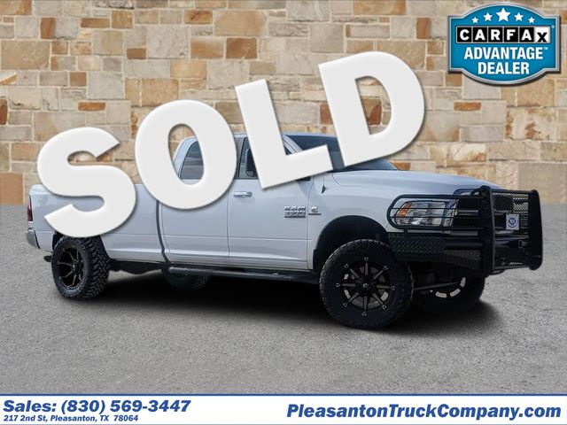 2015 Ram 3500 SLT   Pleasanton, TX   Pleasanton Truck Company in Pleasanton TX