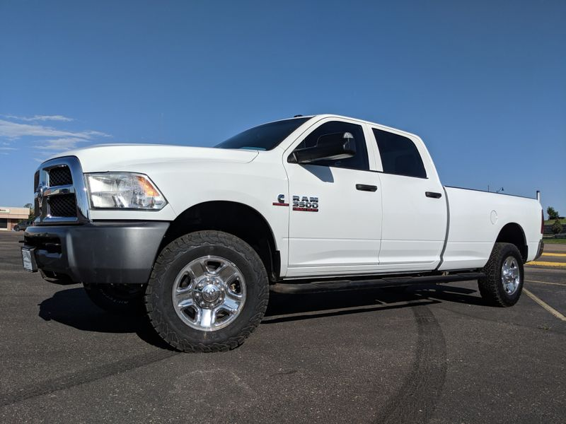 2015 Ram 3500 Tradesman  Fultons Used Cars Inc  in , Colorado