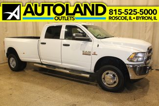 2015 Ram 3500 Tradesman 4x4 diesel long bed in Roscoe IL, 61073