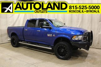 2015 Ram 3500 Big Horn 4x4 diesel manual trans in Roscoe, IL 61073