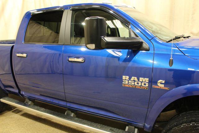 2015 Ram 3500 Big Horn 4x4 diesel manual trans in Roscoe, IL 61073