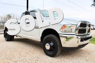 2015 Ram 3500 DRW Tradesman Crew Cab 4x4 6.7L Cummins Diesel 6 Speed Auto Sealy, Texas