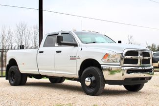 2015 Ram 3500 DRW Tradesman Crew Cab 4x4 6.7L Cummins Diesel 6 Speed Auto Sealy, Texas 1