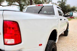 2015 Ram 3500 DRW Tradesman Crew Cab 4x4 6.7L Cummins Diesel 6 Speed Auto Sealy, Texas 10