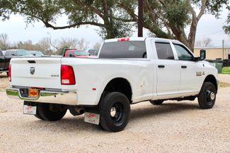 2015 Ram 3500 DRW Tradesman Crew Cab 4x4 6.7L Cummins Diesel 6 Speed Auto Sealy, Texas 11