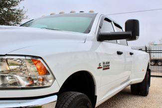 2015 Ram 3500 DRW Tradesman Crew Cab 4x4 6.7L Cummins Diesel 6 Speed Auto Sealy, Texas 4