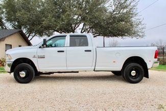 2015 Ram 3500 DRW Tradesman Crew Cab 4x4 6.7L Cummins Diesel 6 Speed Auto Sealy, Texas 6