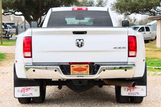 2015 Ram 3500 DRW Tradesman Crew Cab 4x4 6.7L Cummins Diesel 6 Speed Auto Sealy, Texas 9