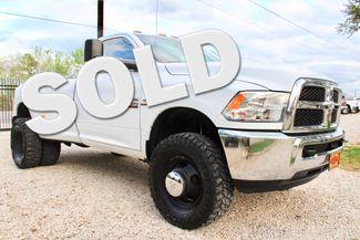 2015 Ram 3500 DRW SLT Regular Cab 4x4 6.7L Cummins Diesel Dually Auto Sealy, Texas