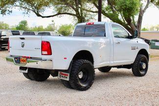 2015 Ram 3500 DRW SLT Regular Cab 4x4 6.7L Cummins Diesel Dually Auto Sealy, Texas 11