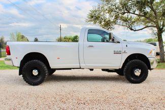 2015 Ram 3500 DRW SLT Regular Cab 4x4 6.7L Cummins Diesel Dually Auto Sealy, Texas 12