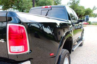 2015 Ram 3500 Laramie Longhorn Crew Cab 4x4 6.7L Cummins Diesel Dually Auto Sealy, Texas 10